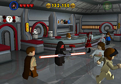How To Save Your Game In Lego Star Wars How N About